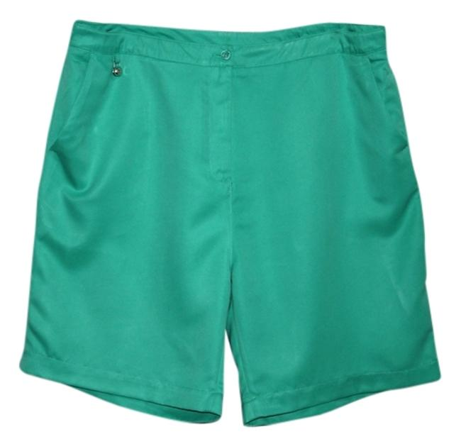 Item - Green New Without Tags Golf Shorts Size 20 (Plus 1x)