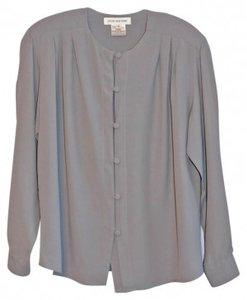 Jones New York Top gray