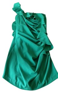 Ark & Co. Cocktail Night Out Green Emerald & Co Dress