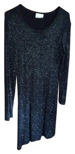 Long Sleeve Sparkle Dress