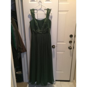 Belsoie Green Dress