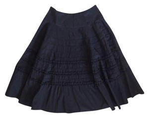 Monsoon Fancy Formal Tie Skirt Black