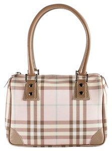 Burberry Satchel in pink