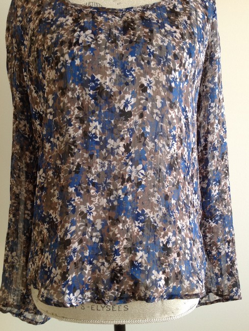 Forever 21 Rebecca Taylor Top Floral