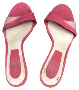Marc Jacobs Pink Sandals