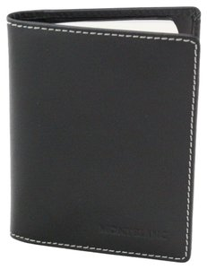 Montblanc 9517 Montblanc Baby Diary and Note Case Cover Black Leather