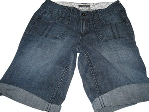 Apt. 9 Cuffed Shorts Denim