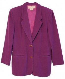 Chaus Wool & Cashmere Suit Jacket