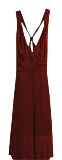 Preload https://item1.tradesy.com/images/bebe-red-silk-cocktail-dress-size-0-xs-11425-0-0.jpg?width=400&height=650