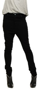 One Teaspoon Slouch Skinny Harem Denim Dropped Crotch Skinny Jeans