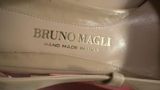 Bruno Magli Beige Pumps