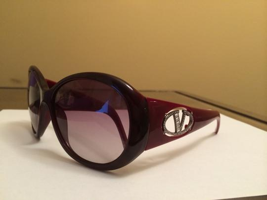 Valentino Valentino Sunglasses With Baguette Jewels