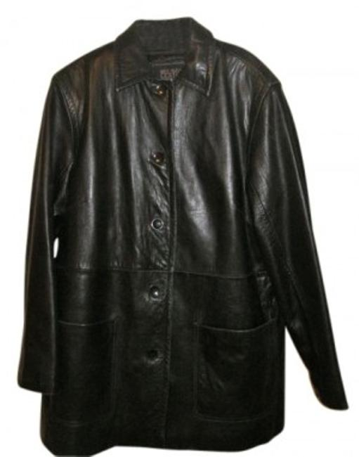 Preload https://item2.tradesy.com/images/wilsons-leather-black-coat-size-14-l-11426-0-0.jpg?width=400&height=650