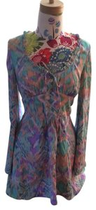 Guess By Marciano short dress Multi Mini Tunic on Tradesy