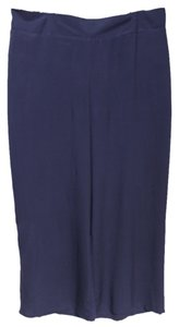 RQT Wide Leg Pants Navy