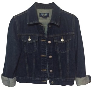 ANGL Denim Womens Jean Jacket