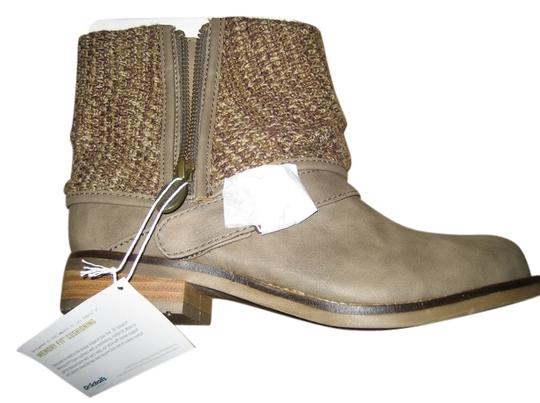 Dr. Scholl's Taupe Boots