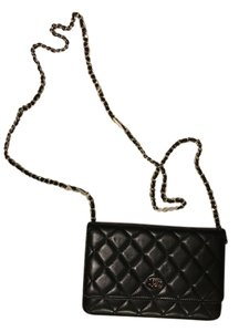 Chanel Wallet On Chain Woc Cross Body Bag