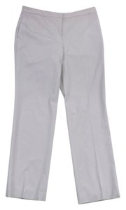 Jil Sander Light Grey Wool Pants