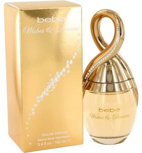 bebe BEBE WISHES & DREAMS by BEBE Eau de Parfum Spray ~ 3.4 oz / 100 ml