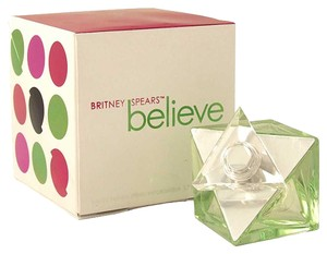 Britney Spears BELIEVE by BRITNEY SPEARS Eau de Parfum Spray ~ 3.4 oz / 100 ml