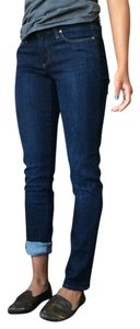 Paige Premium Denim Skinny Jeans-Medium Wash