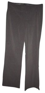A. Byer Career Autumn Professional Modern Fall Flare Pants Gray