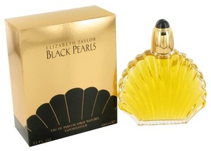 Elizabeth Taylor BLACK PEARLS by ELIZABETH TAYLOR EDP Spray ~ 3.3 oz / 100 ml