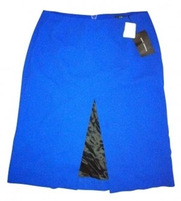 Zara Skirt Electric Blue