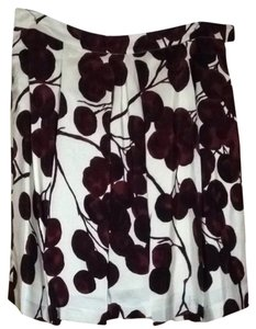 Anthropologie Skirt Ivory