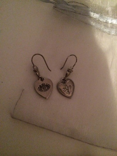 Juicy Couture Coat Of Arms Juicy Earrings