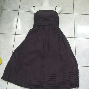 J.Crew Plum Juliet Dress