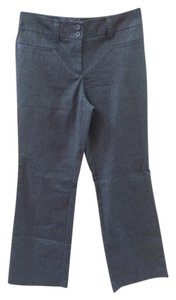 New York & Company Formal Work Attire Trouser Pants Grey