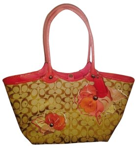 Coach Tote in Pink