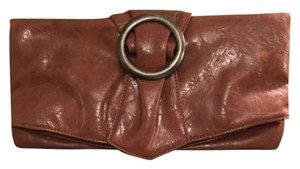 Shiraleah Brown Clutch