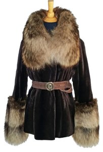 Giuliana Teso Fur Coat