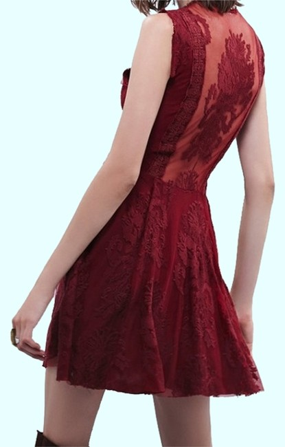 Item - Ruby Reign Over Me Sleeveless Above Knee Night Out Dress Size 2 (XS)