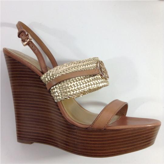 Coach Gold Sandals Image 5