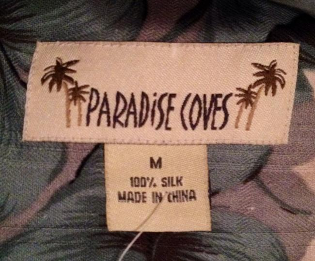 Paradise Coves Button Down Shirt