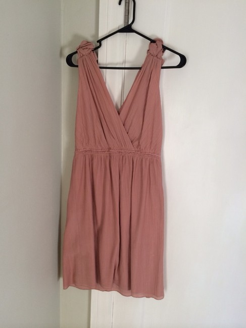 Item - Rose Traditional Bridesmaid/Mob Dress Size 2 (XS)