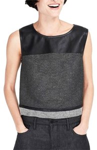 A|X Armani Exchange Top Balck