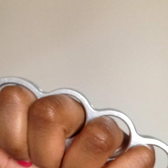 knuckle case Real Brass Knuckle iPhone Case