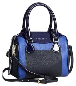 Burberry Satchel in Blue