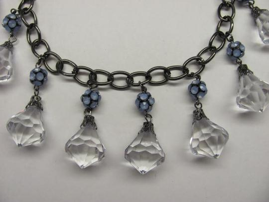 Other CHUNKY CLEAR BEADS NECKLACE