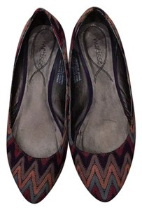 Matisse Brown Multi Flats
