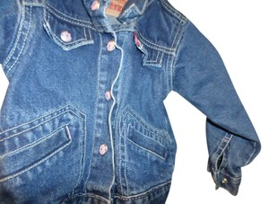 Levi's Denim Womens Jean Jacket