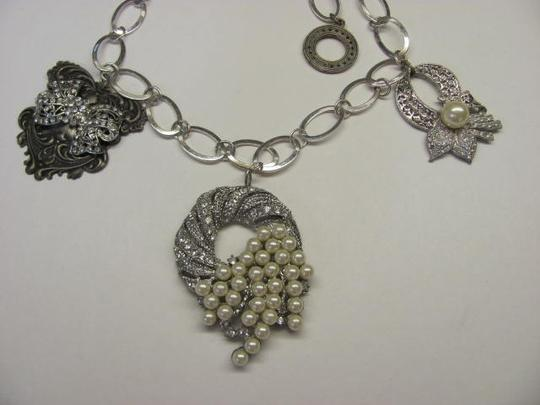 Other NECKLACE WITH 3 PENDANTS