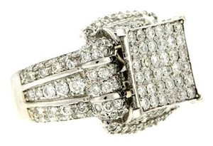 Other STUNNING - 14k 2.5 carats diamond Blingy cocktail ring