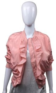 Other Ruffles Pink Jacket
