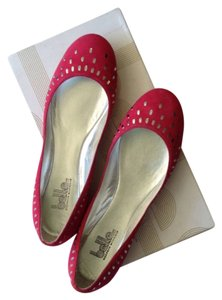 Belle by Sigerson Morrison Pink Flats